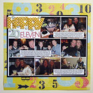Happy 20 eleven