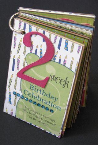 Bday Celebrate Book