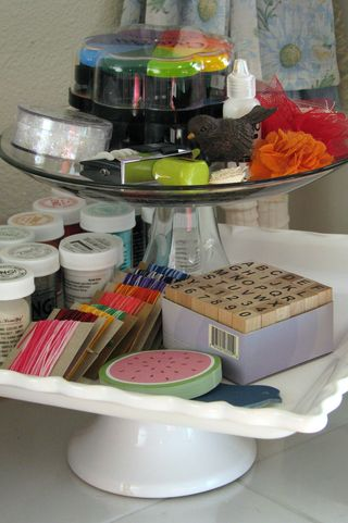 Cake stand Organization