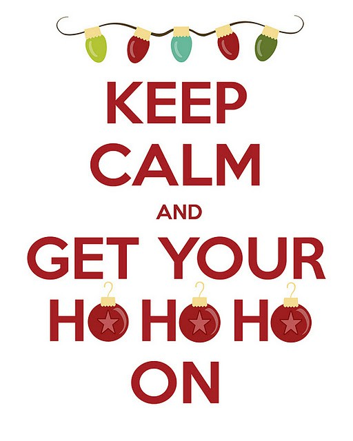 Get your ho ho on