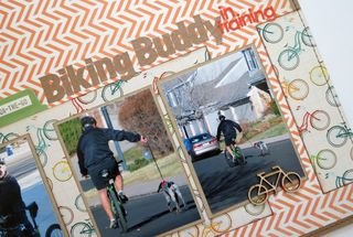Biking Buddy (closeup)