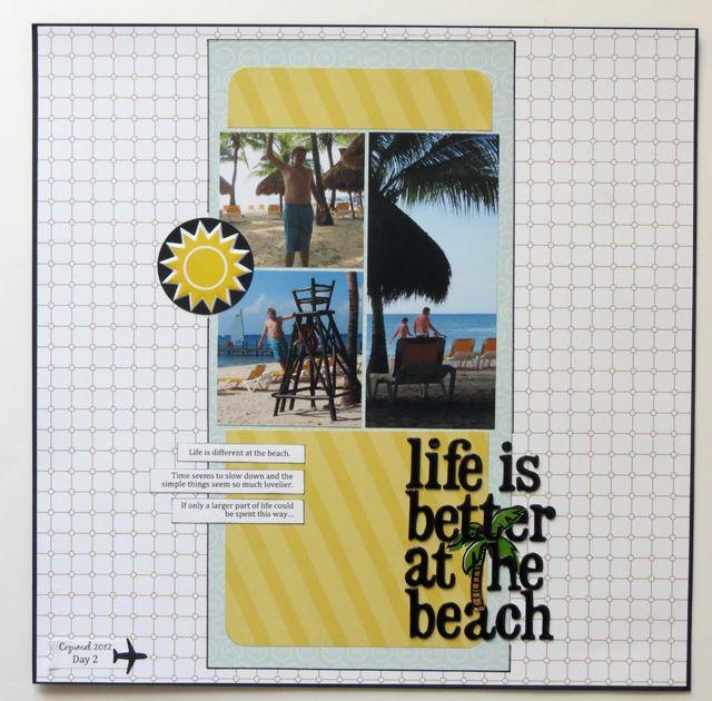 Better @ the beach