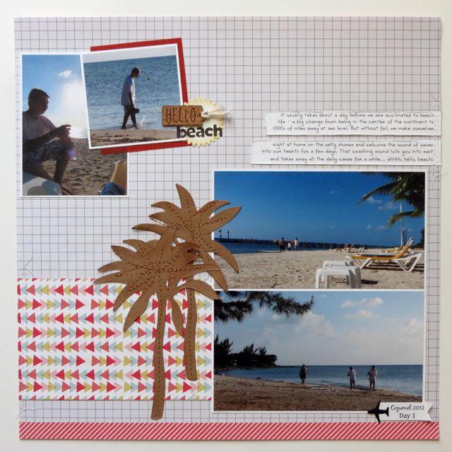 Hello cozumel beach