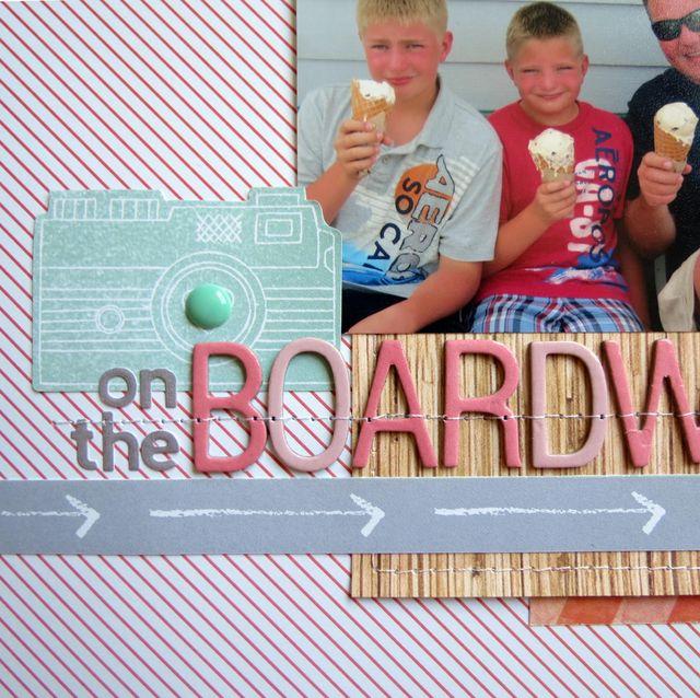 On the Boardwalk (closeup)